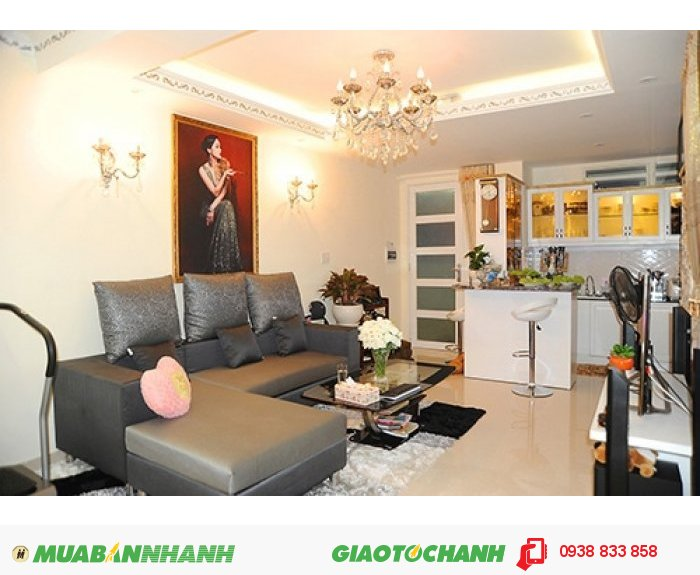 Nhà MT cần bán gấp đường Nguyễn Văn Tráng, P.Bến Thành, Quận 1