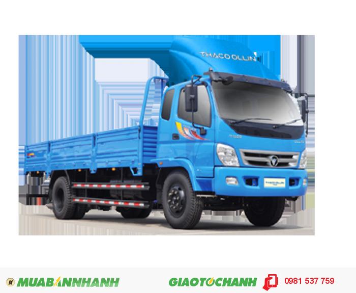 Xe tải ollin 800A, 8 tấn
