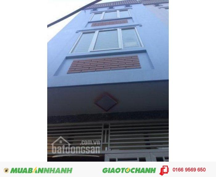 Nhà  phố Ngọc Khánh, 50m2x 4 tầng, mt 6m, thiết kế sang trọng, giá chỉ 4.65 tỷ.