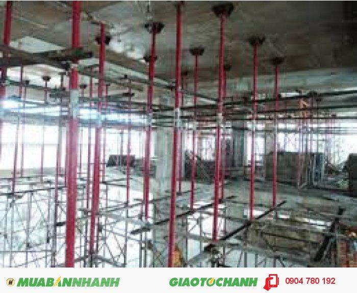Chống tăng xây dựng giúp hoàn thiện các công trình nhanh chóng hơn