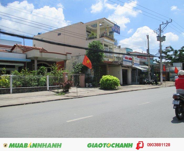 Nhà phố mặt tiền số 116,Quốc Lộ 62 phường 2 ,TP Tân An. Long An.