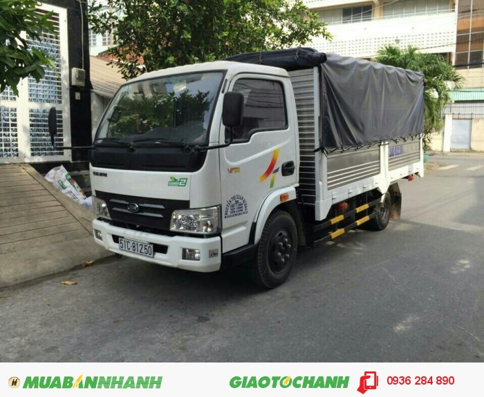 Xe tải 2 tấn VT200a giá 315tr