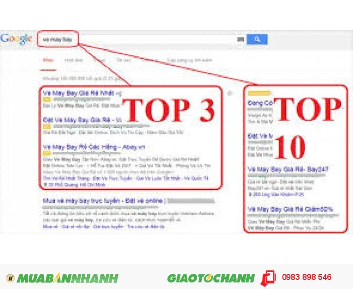 Quảng cáo từ khóa google uy tín - chất lượng - hiệu quả