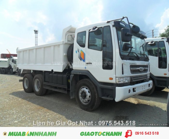 Daewoo Khác sản xuất năm 2015 Số tay (số sàn) Xe tải động cơ Dầu diesel