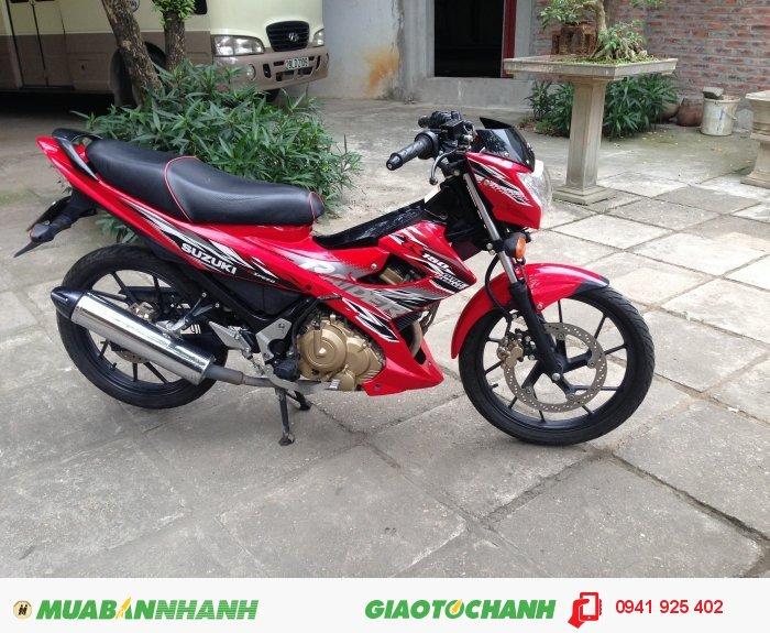 Suzuki raider 150 0