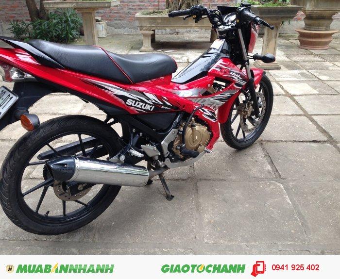 Suzuki raider 150 1