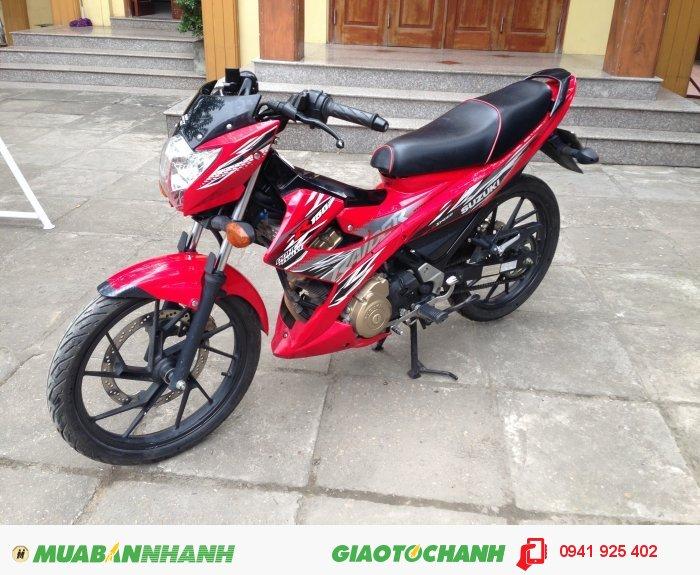 Suzuki raider 150 3