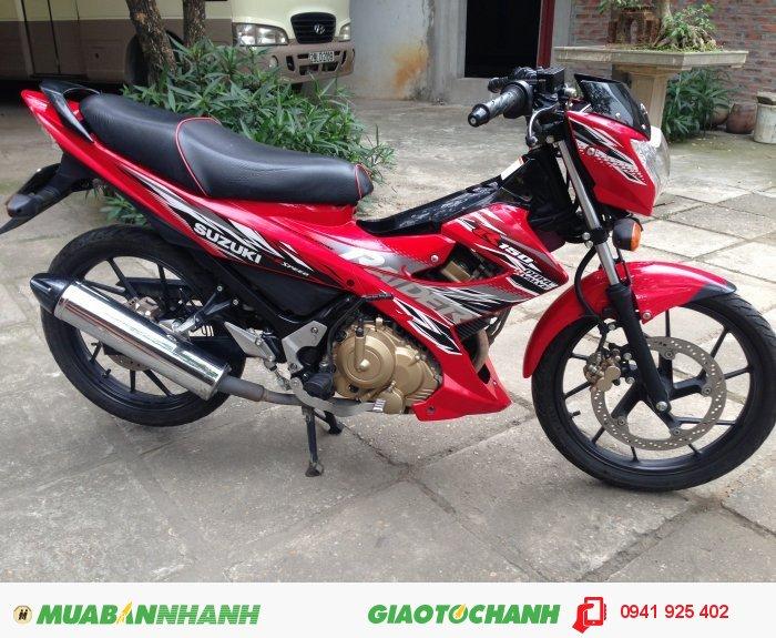 Suzuki raider 150 4