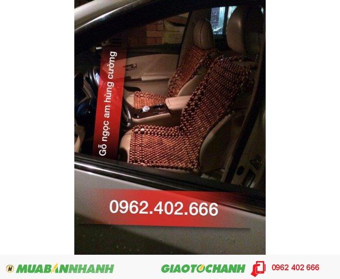 Bọc ghế ô tô gỗ Ngọc Am Hà Giang