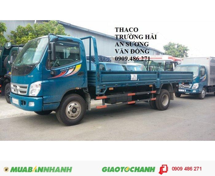 Bán Xe Tải 8 Tấn Thaco Ollin 800A Trường Hải An Sương