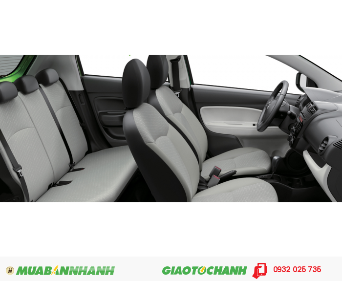Mitsubishi Mirage sản xuất năm 2015 Số tự động Động cơ Xăng