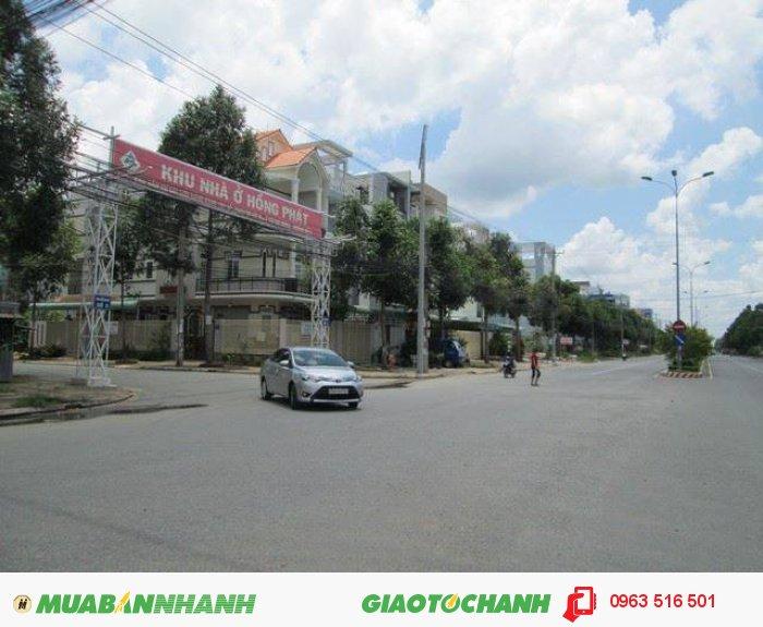 Bán đất nền xây nhà giáp ranh KDC Hồng Phát