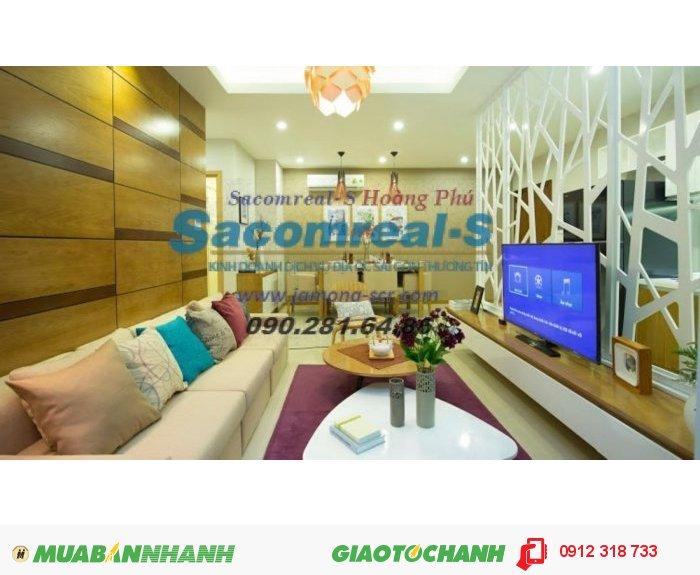 Luxury Home – Căn hộ thông minh gần Lottemart Q7, SC Vivo City; 1,5 tỷ