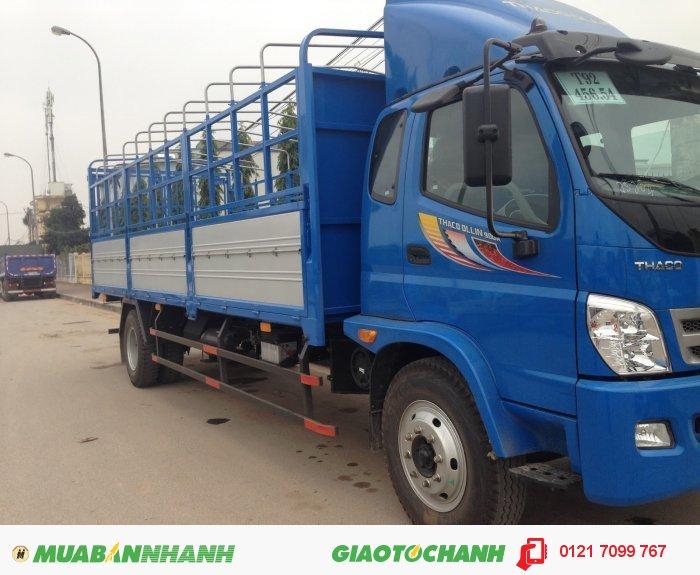 Xe tải THACO Ollin 900A - 9 Tấn , THACO Ollin 950A - 9,5 Tấn