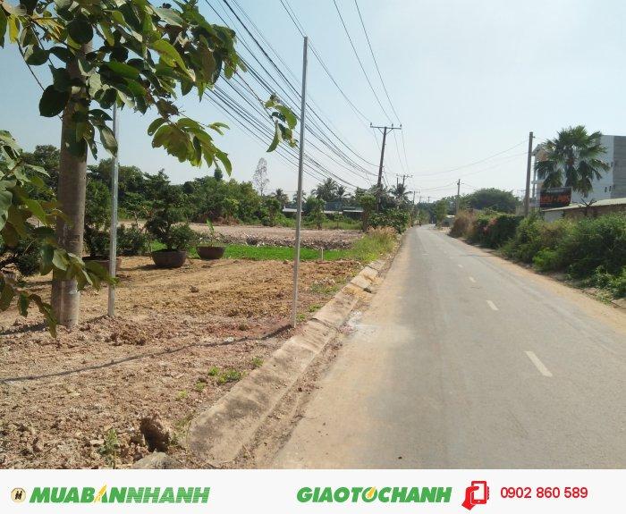 Cơ hội đầu tư, sinh lời cao, đất thổ cư SHR Vườn Lài - An Phú Đông.