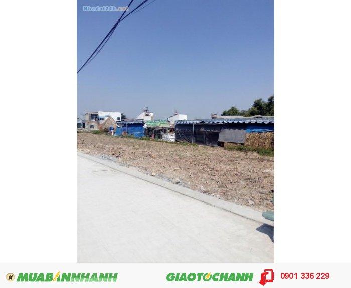 Đất ở đô thị Mặt tiền Nguyễn Thị Tú, Bình Tân, 120m2, 13 triệu/m2, SHR, Sang tên ngay!