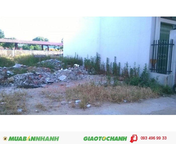 Bán đất khu kiểm huệ, mặt tiền đường Huỳnh Tấn Phát - tp HUẾ