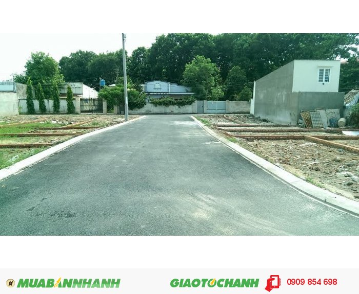 Bán đất thổ cư phường Long trường, quận 9, giá rẻ - dự án riocasa.