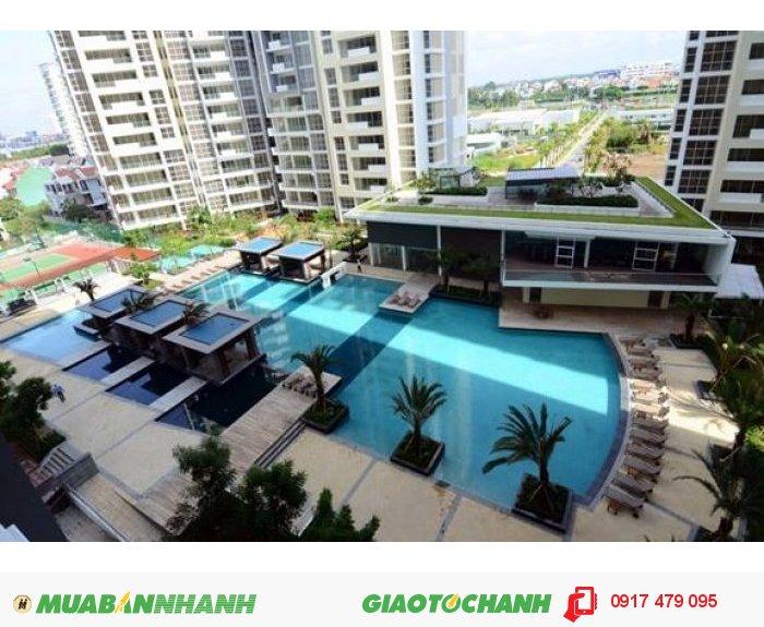 Cần cho thuê căn hộ Estella, P. An Phú, Quận 2. Dt 121m2, 2PN. Giá 21tr/tháng.