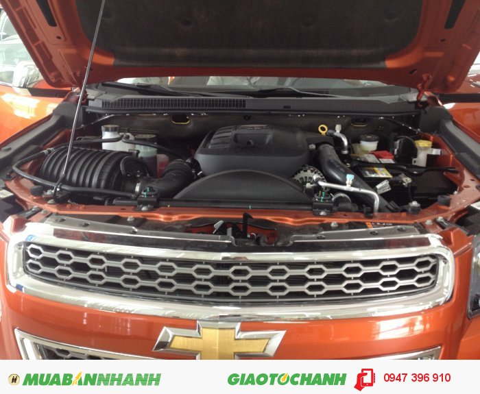 Xe bán tải Chevrolet Colorado High Country LTZ 2.8 AT 4X4
