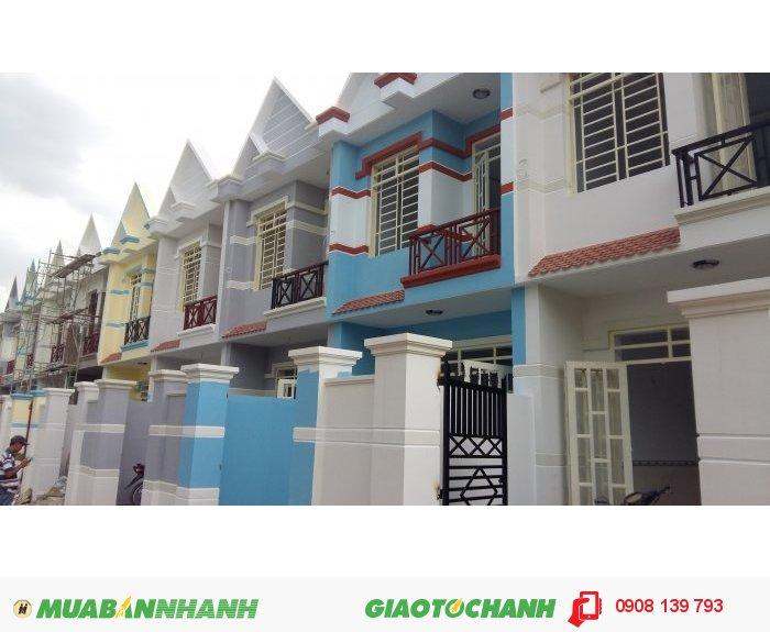 Nhà mới xây mới 100% 1 lầu Gần KCN Tân Bình Giá 600 Triệu