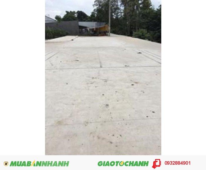 Bán đất P.Thạnh Lộc ,SHR, XD ngay (4x15)=850 triệu, đường TL19 vào 1 sẹc, Cách Ngã 4 Ga 1,1 Km.