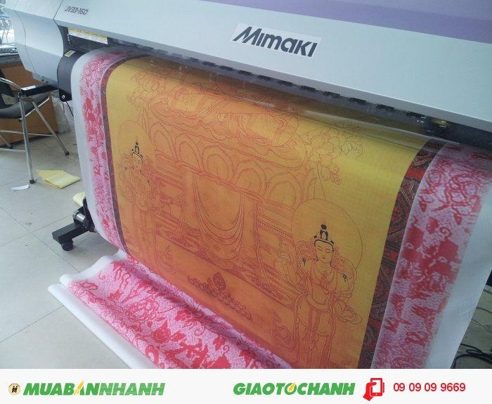 In Kỹ Thuật Số trực tiếp in silk cho bạn trên máy Mimaki của Nhật, trực tiếp �...