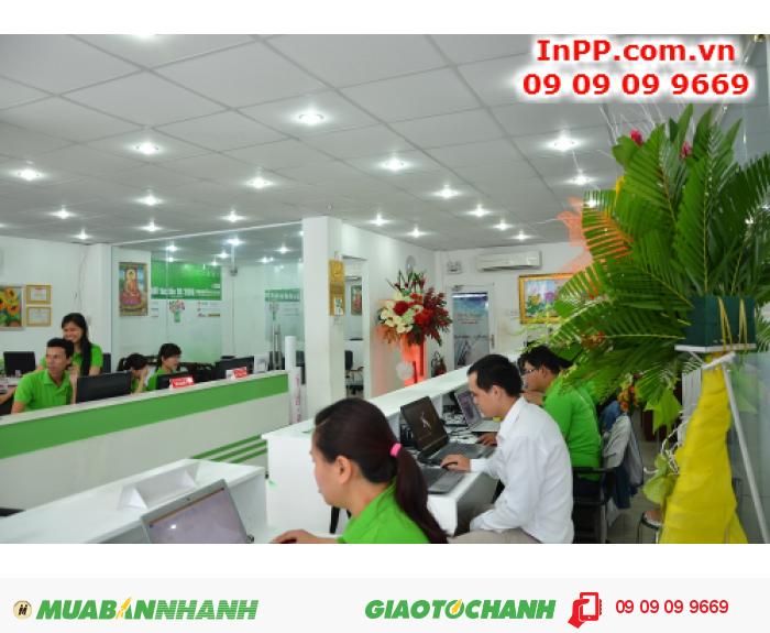 Trung tâm in silk tại 365 Lê Quang Định, P.5, Q.Bình Thạnh, Tp.HCM | In Kỹ Thuật Số...