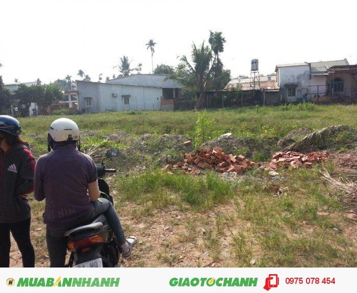 Bán đất Thủ Dầu Một cho Công Viên Chức đường CMT8 thuộc P.Phú Hòa,TDM,BD