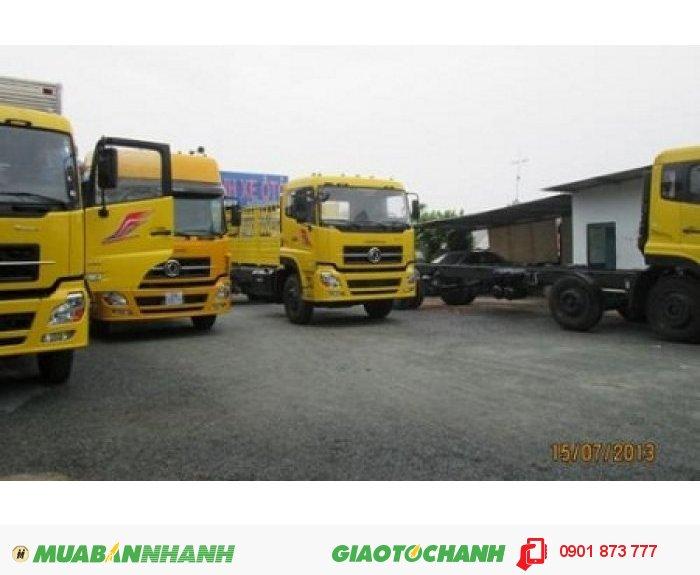 Dongfeng B170 sản xuất năm  Số tay (số sàn) Xe tải động cơ Dầu diesel