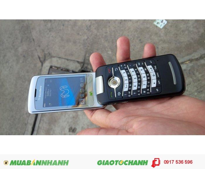 BlackBerry 8220, wifi, mới 99%, nguyên zin, BH 3 tháng1