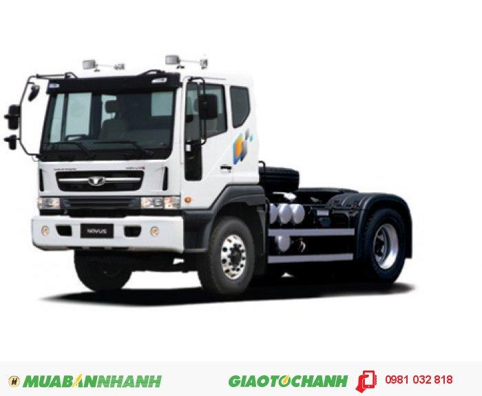 Đầu kéo Daewoo nhập khẩu nguyên chiếc từ Hàn Quốc, giá cạnh tranh.