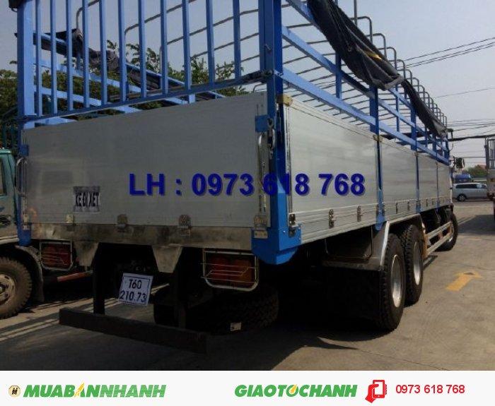 Tổng Đại lý xe tải Hino Bán Hino 16 tấn thùng 7m8, giá rẻ 1