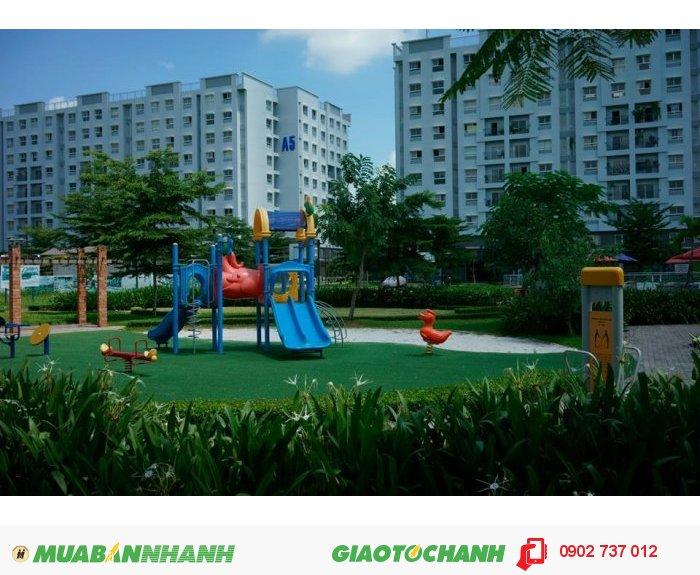 Căn hộ tiêu chuẩn Singapore giá rẻ tại Bình Tân