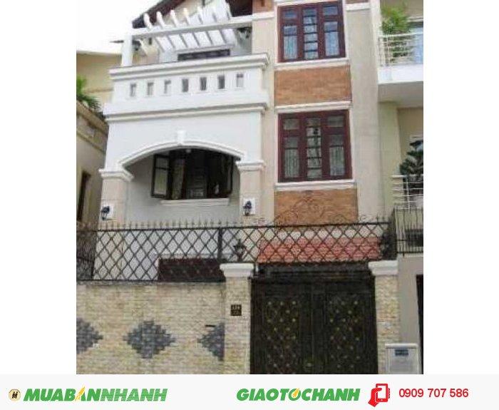 Nhà mới tuyệt đẹp HXH Điện Biên Phủ, 5,5x22m, 2 lầu, áp mái.