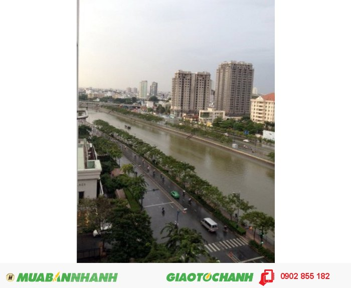 Cho thuê nhanh căn hộ Vạn Đô, 348 Bến Vân Đồn