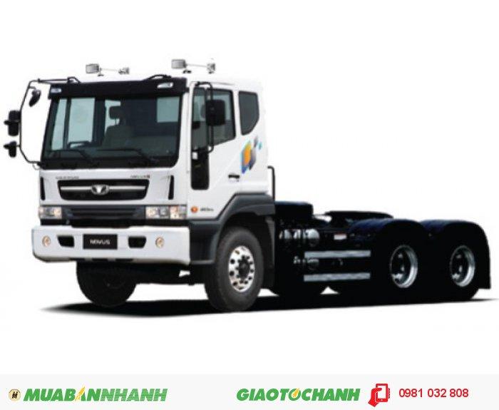 Daewoo Novus sản xuất năm 2015 Số tự động Xe tải động cơ Dầu diesel