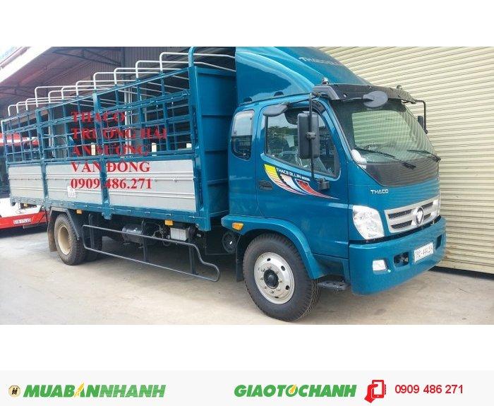 Xe tải 7 tấn thaco ollin 700B trường hải an sương 2
