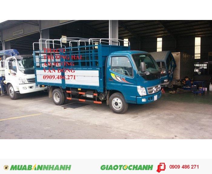 Xe tải 7 tấn thaco ollin 700B trường hải an sương 3