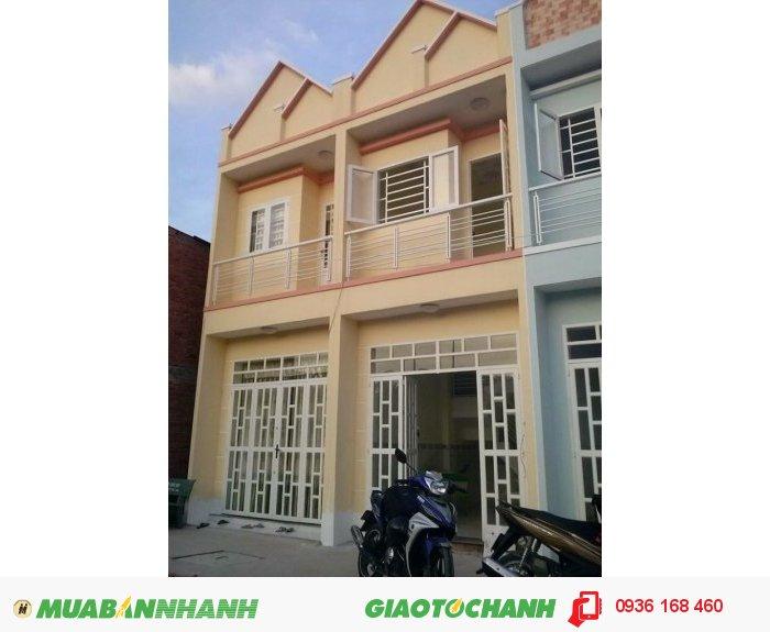 Bán nhà phố đẹp giá sốc tại Thạnh Lộc, quận 12