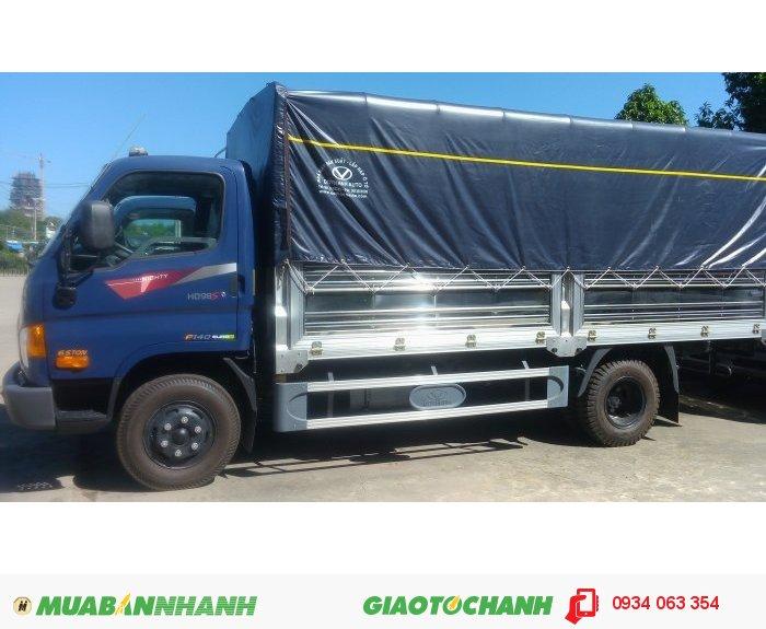 Xe Tải Hyundai HD98S -6.5 tấn nhập khẩu 2015 0