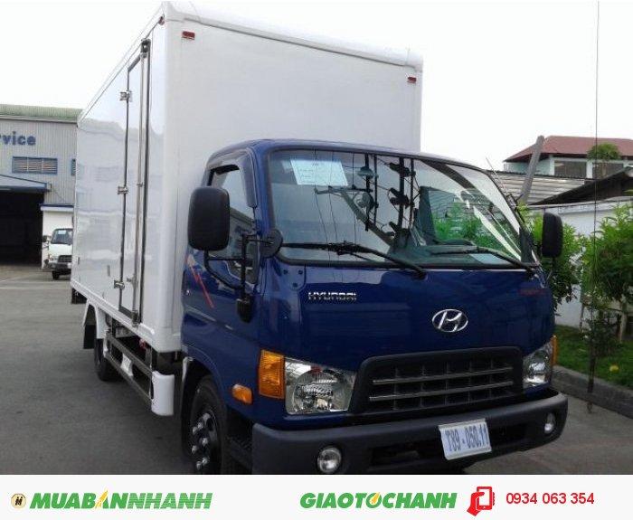 Xe Tải Hyundai HD98S -6.5 tấn nhập khẩu 2015 1