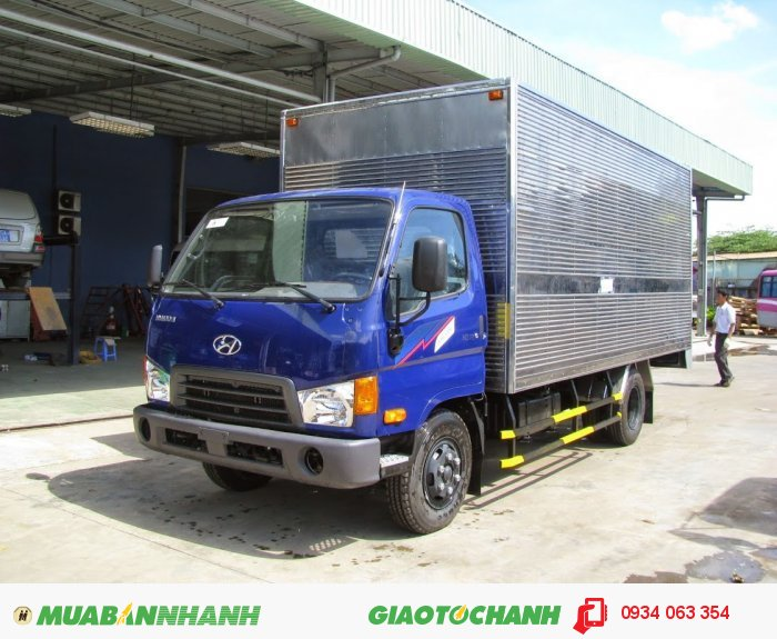 Xe Tải Hyundai HD98S -6.5 tấn nhập khẩu 2015 2