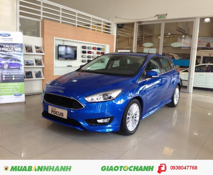 Gia Xe Ford Focus 2016, Ford Focus 2016