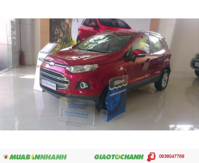 Gia Xe Ford Ecopsort Titanium