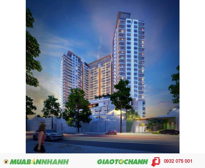 Resort xanh giữa lòng thành phố