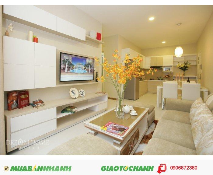 Chỉ cần 5 tr/tháng sở hữu ngay căn hộ Dream Home ở trung tâm Q.8