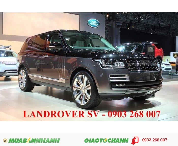 Land Rover Discovery sản xuất năm 2016 Số tự động Động cơ Xăng