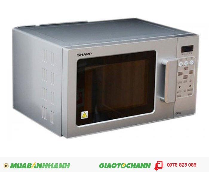 Lò vi sóng Sharp R-678VN (S)