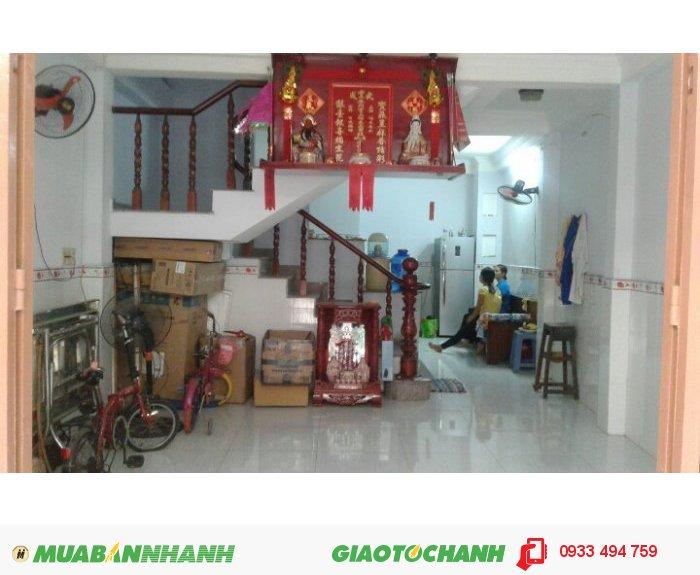 Nhà Trương Phước Phan, dt 52.4m2, giá 1.720 tỷ.